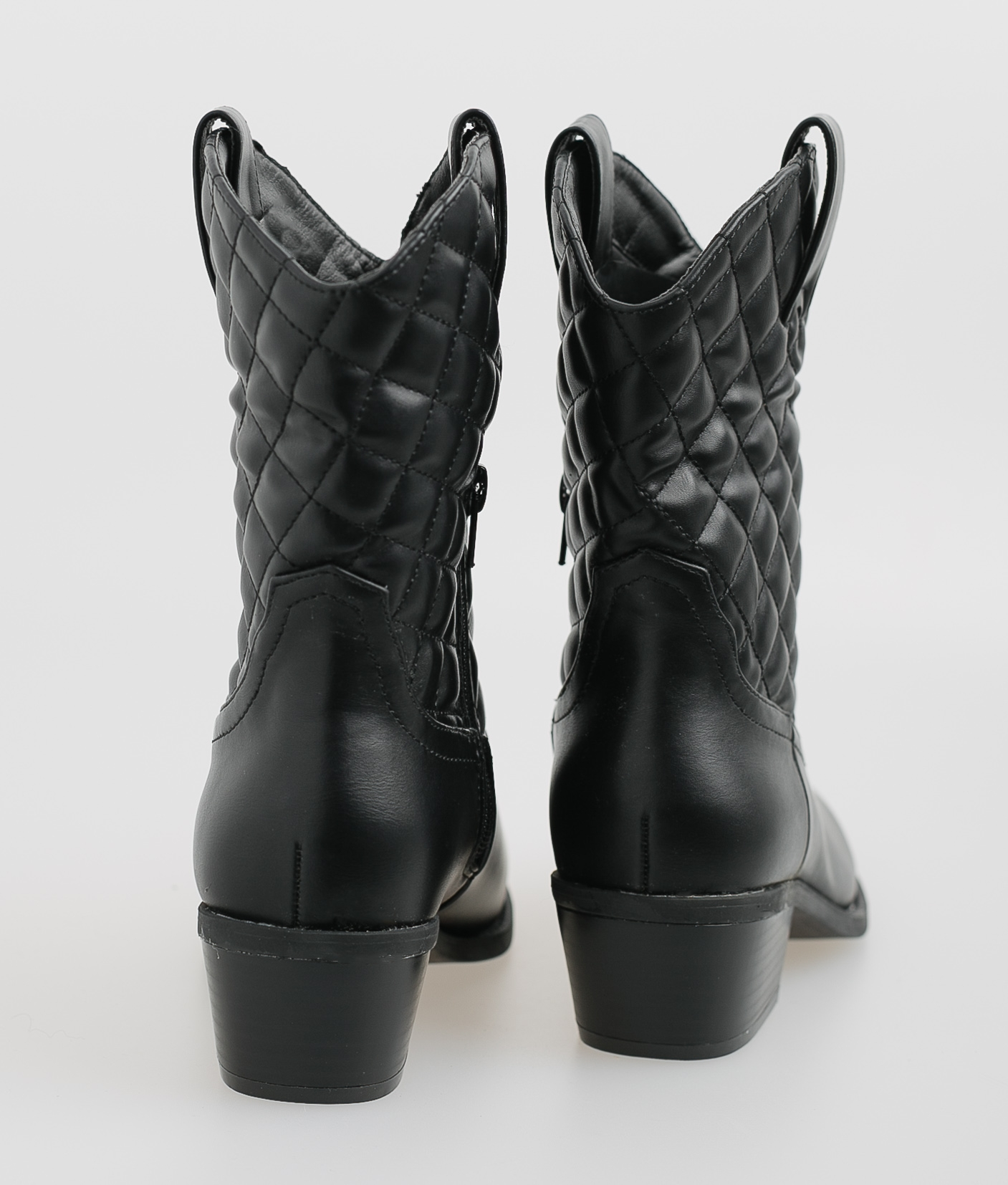 Taina Low Boot - Black