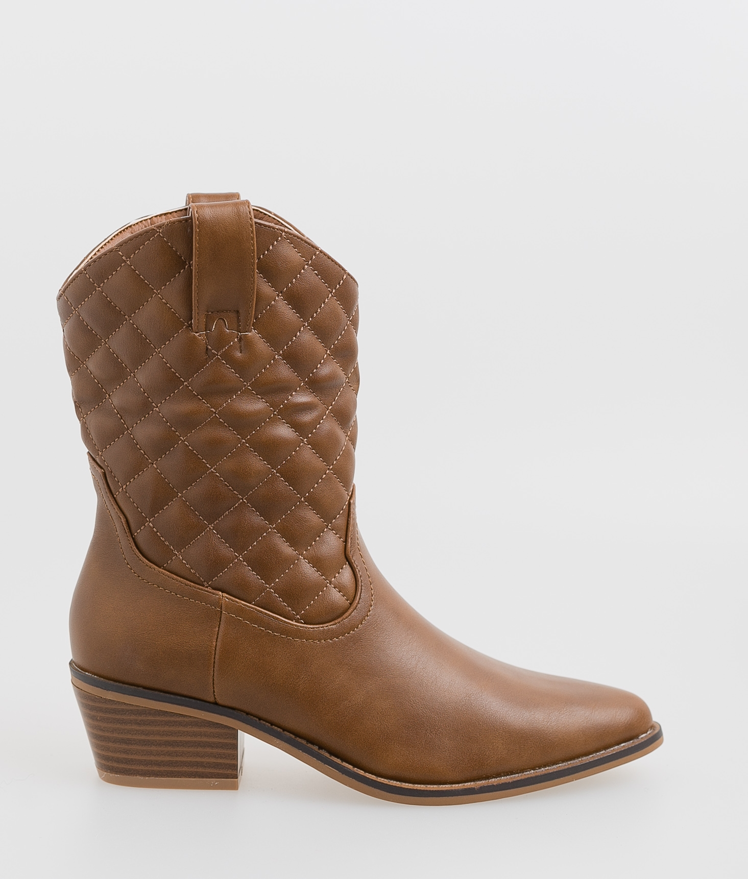 Taina Low Boot - Camel