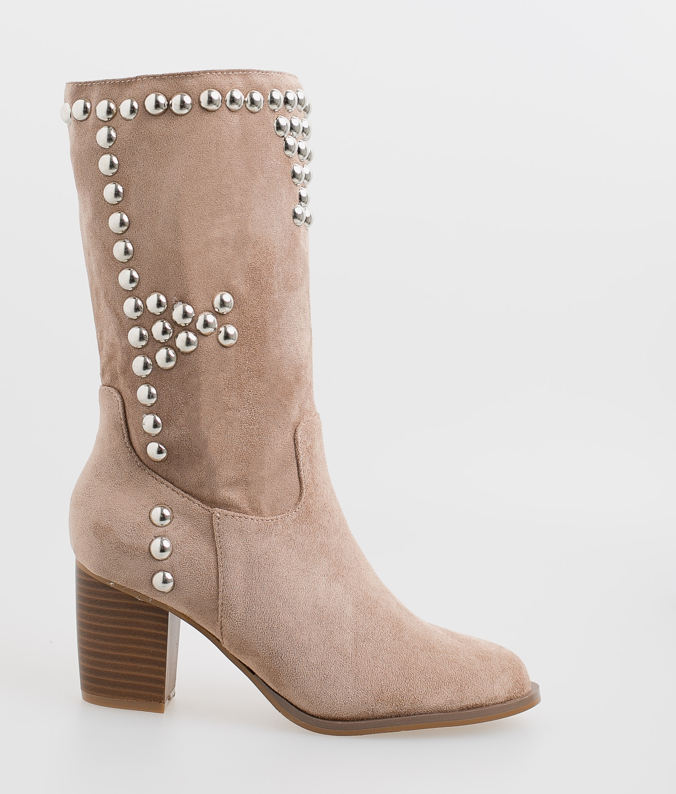 Dundy Low Boot - Beige