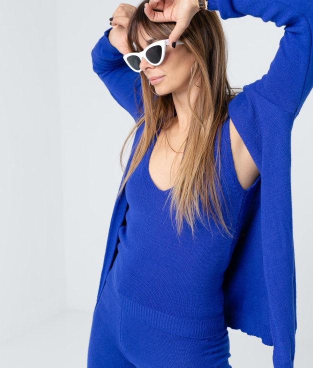OUTFIT NAIN - BLUE KLEIN