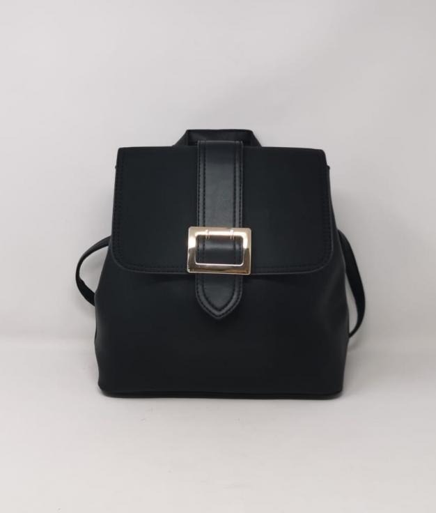 black ada backpack