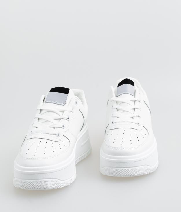 Sneakers Fania - Plata