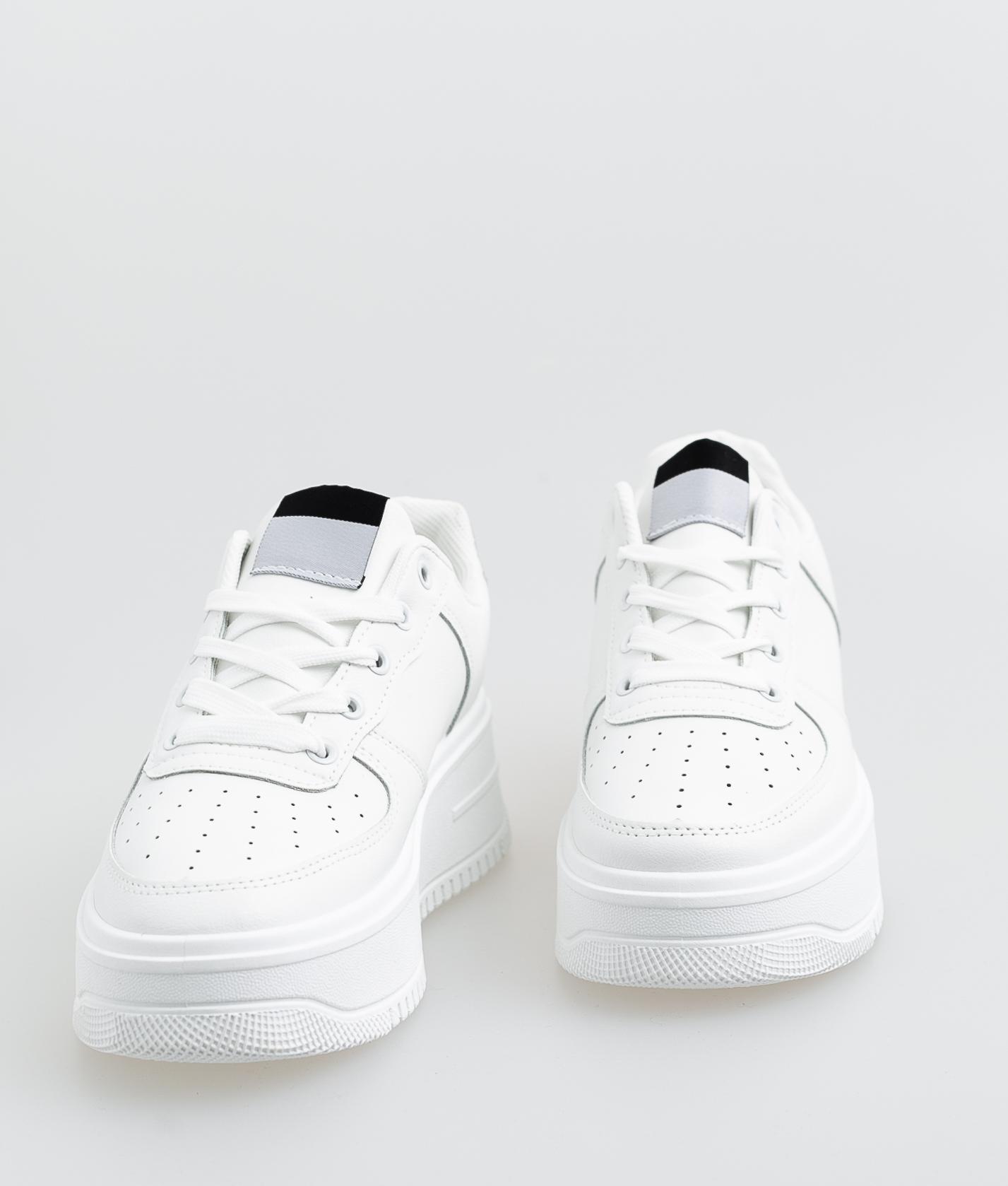 Sneakers Fania - Argento