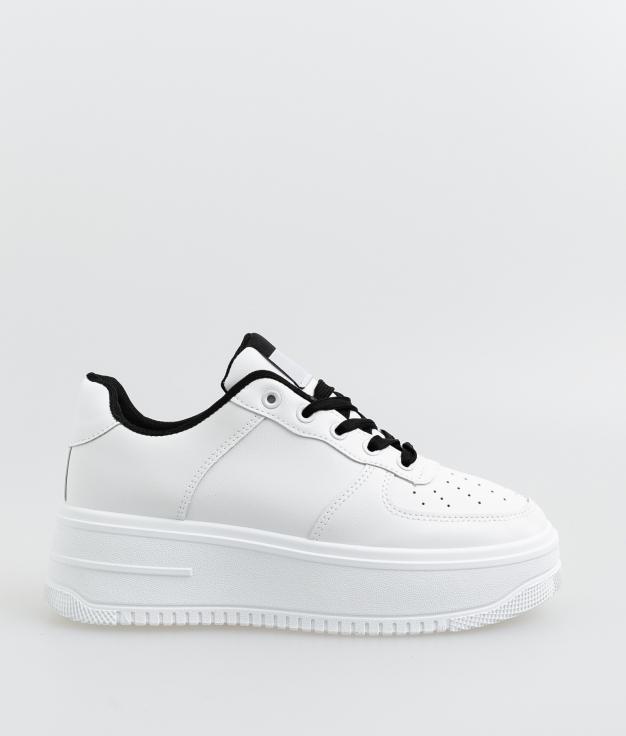 Sneakers Fania - Negro