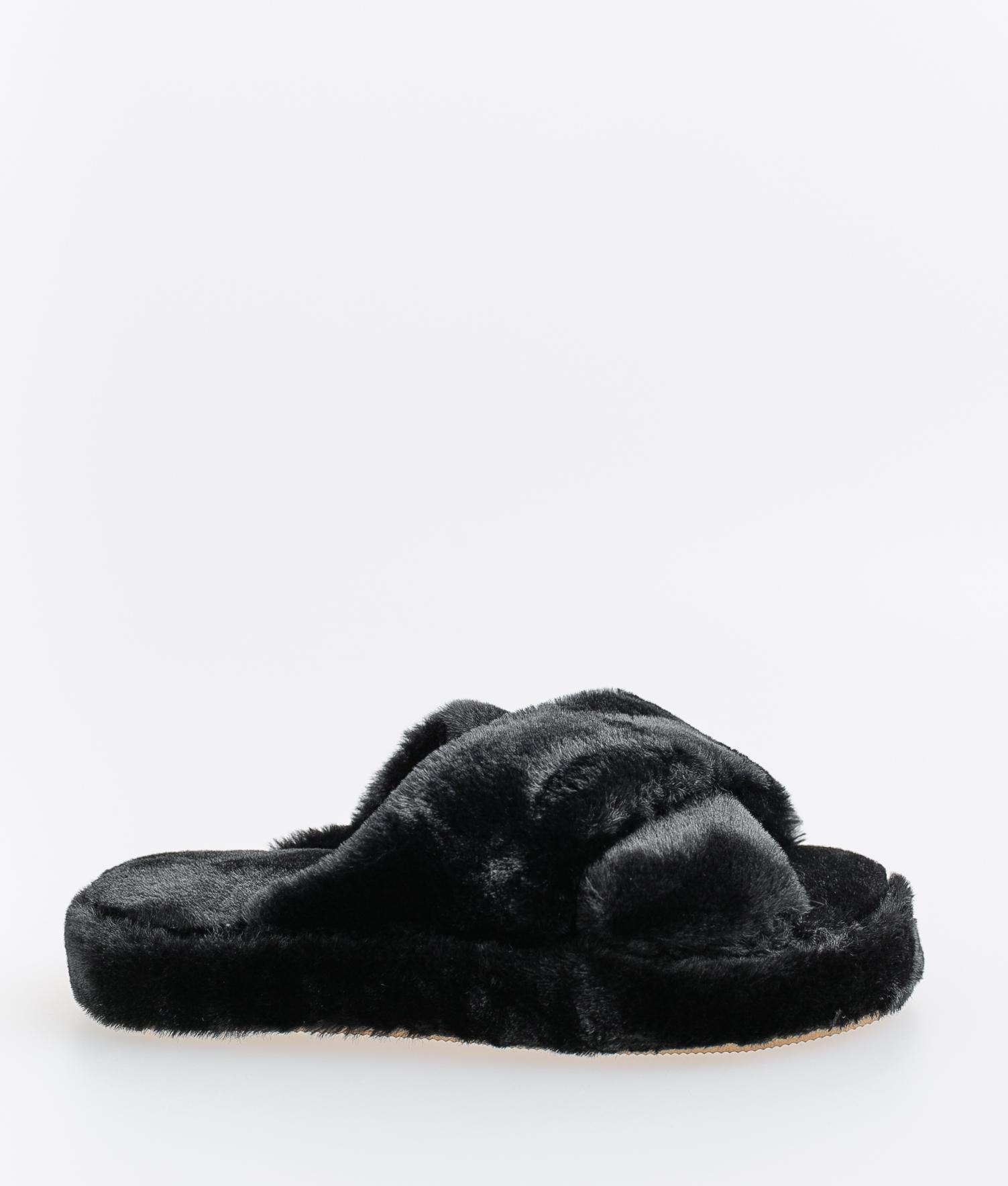PIELA SLIPPERS - BLACK