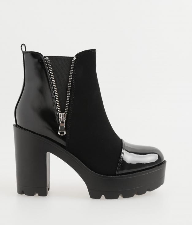 Low Boot Adina - Black