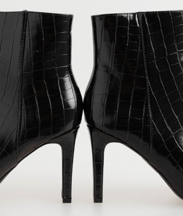 Low Boot Avey - Black