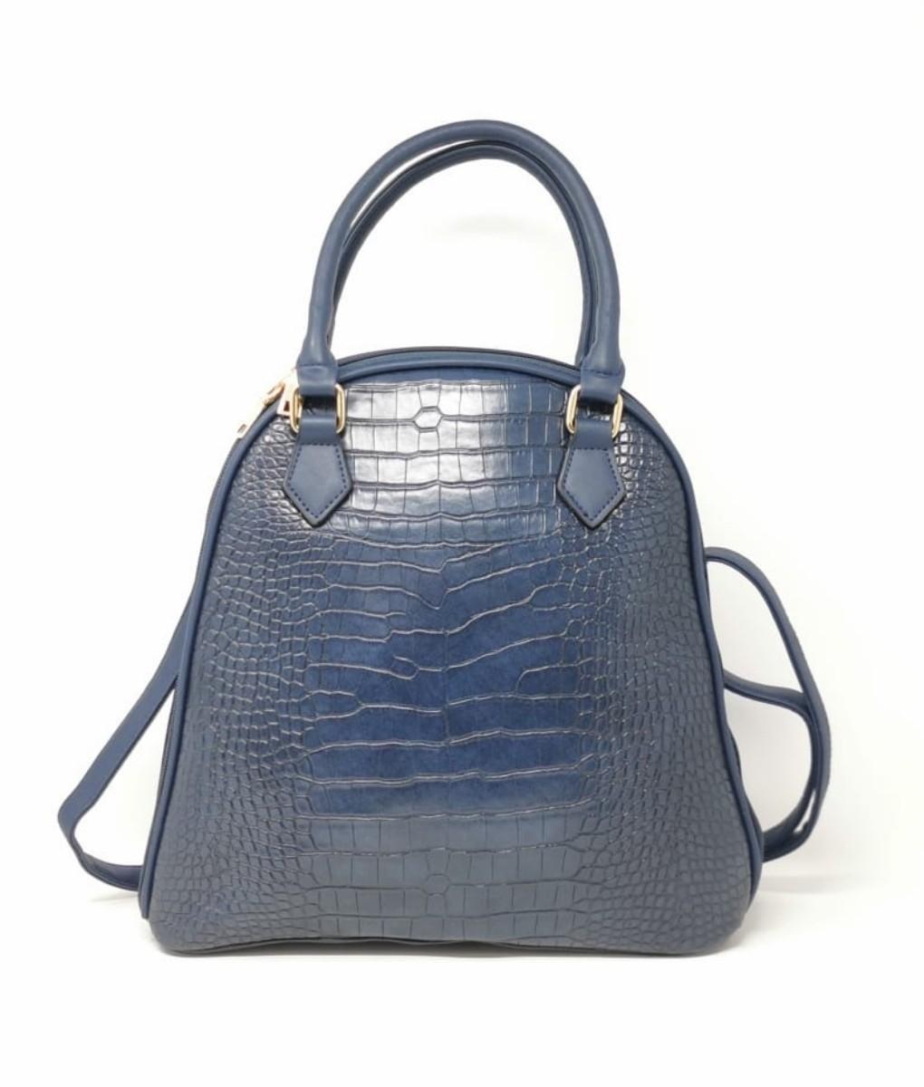 bolso diez - azul marino