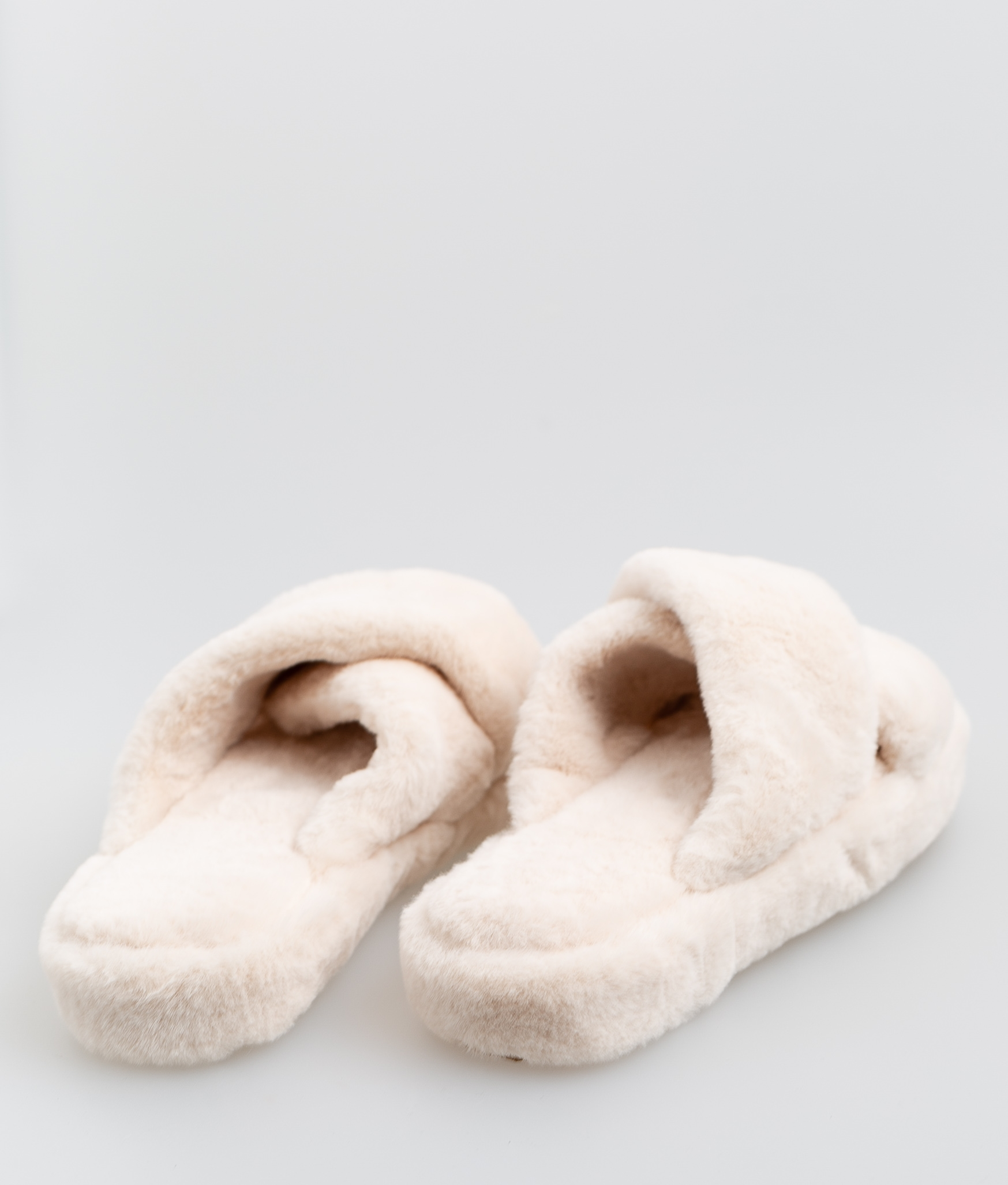 PIELA SLIPPERS - APRICOT