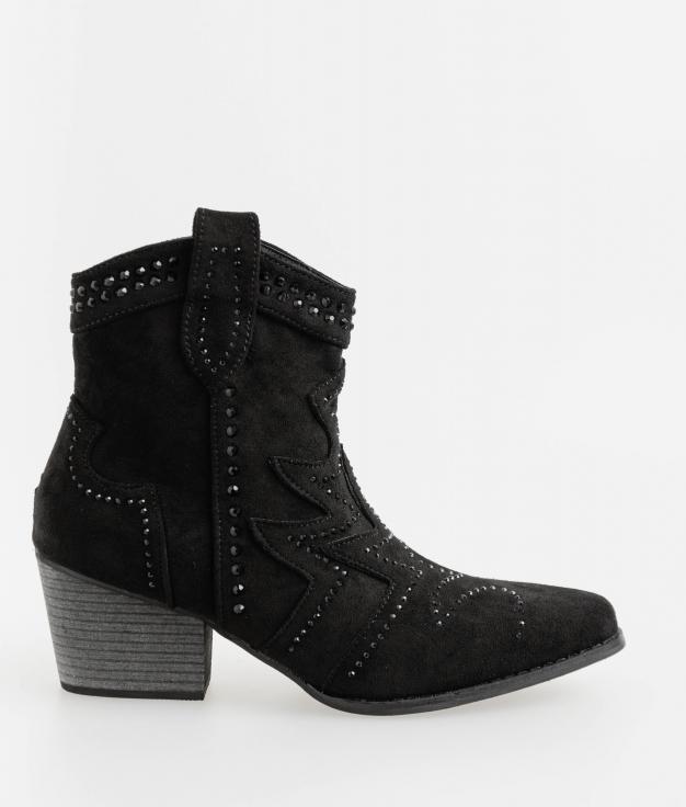 Boot Petite Dunke - Noir
