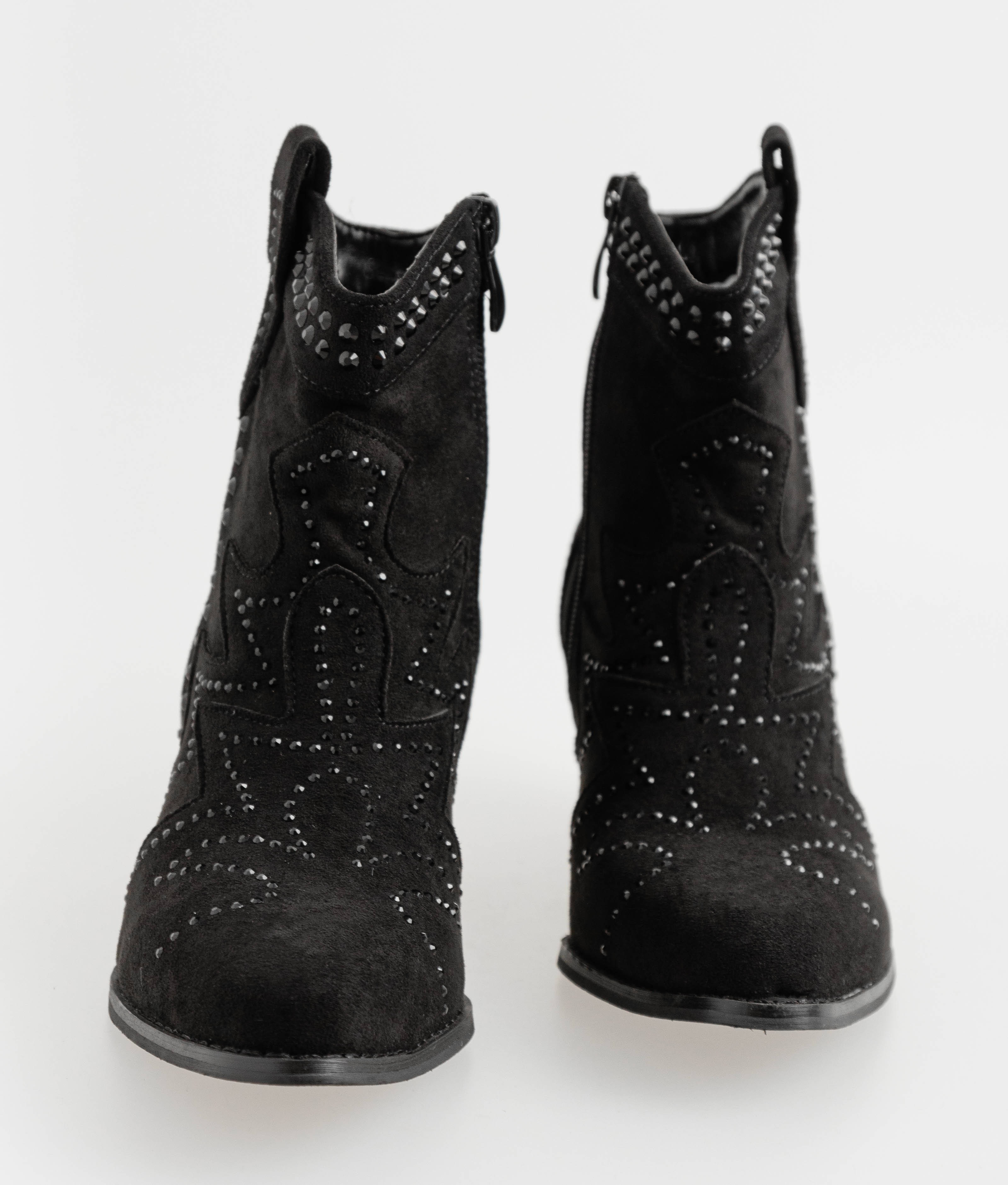 Dunke Low Boot - Black