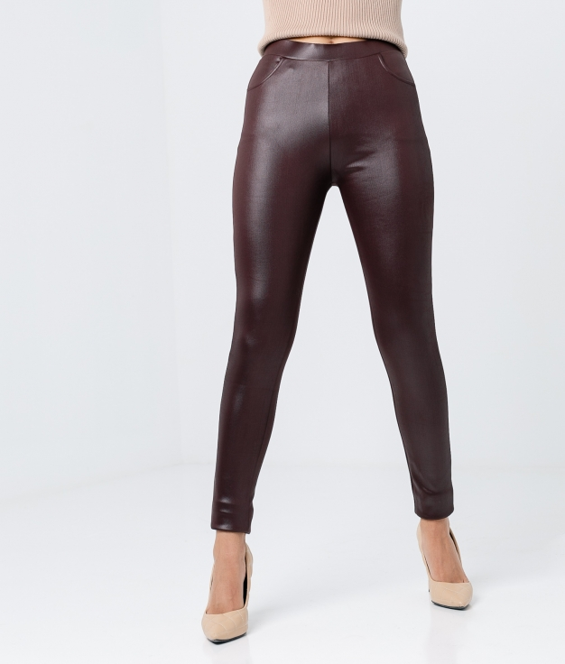 Leggins Nerja - Marrone