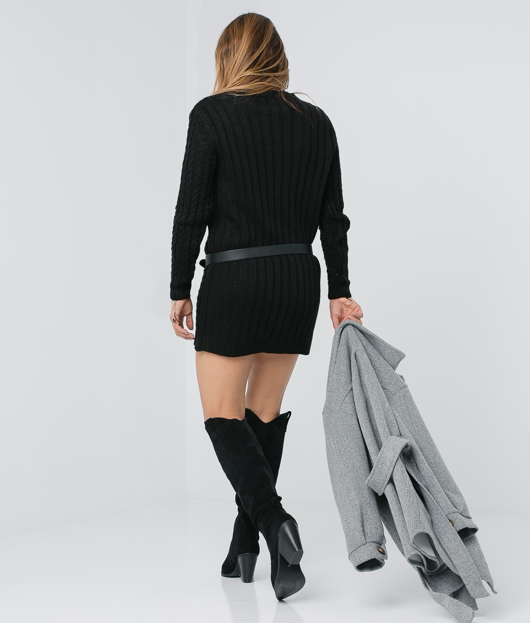 Babula dress - Black