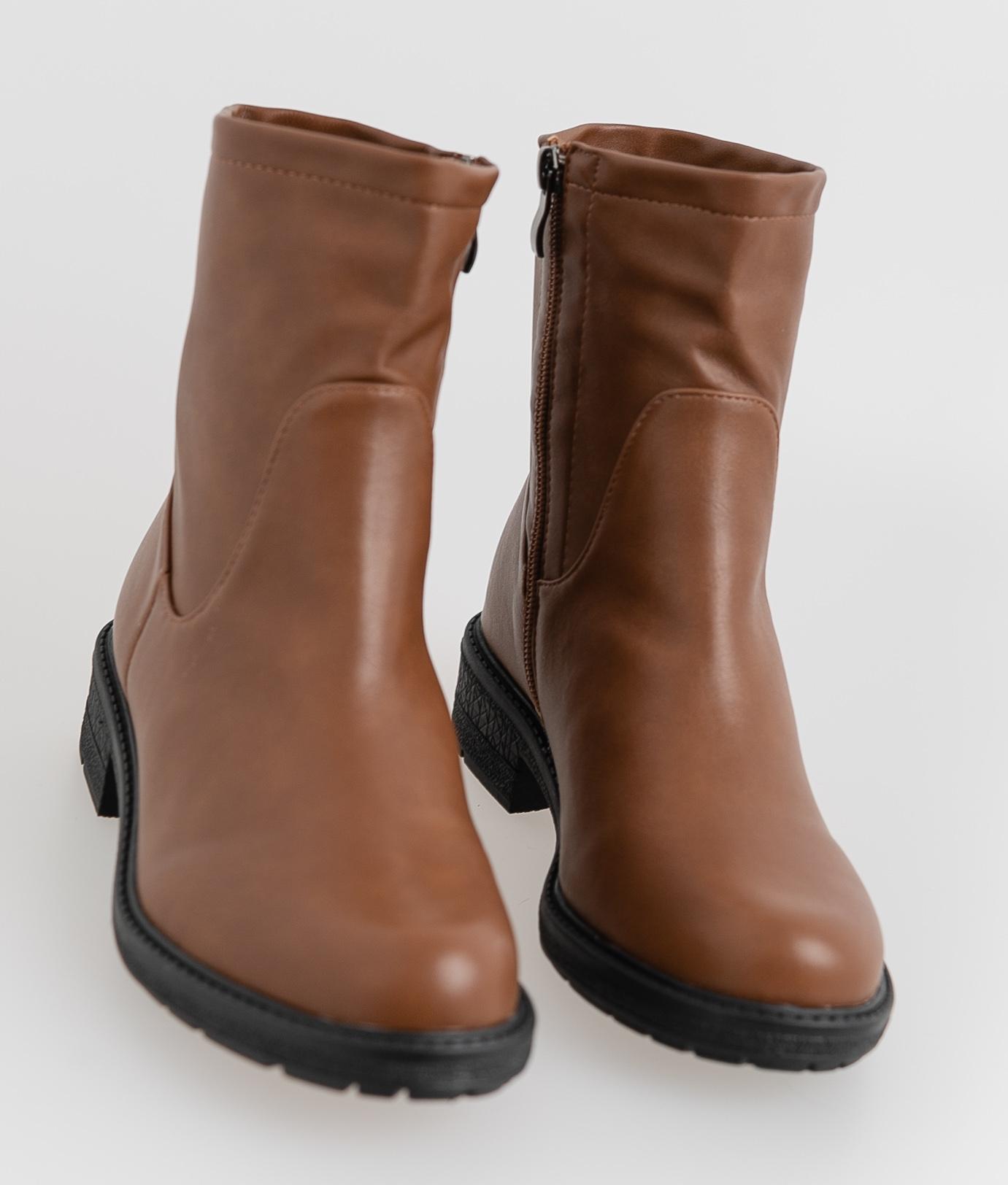Low Boot Redila - Camel
