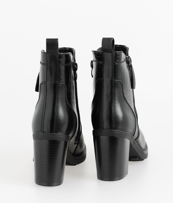 Low Boot Antira - Black