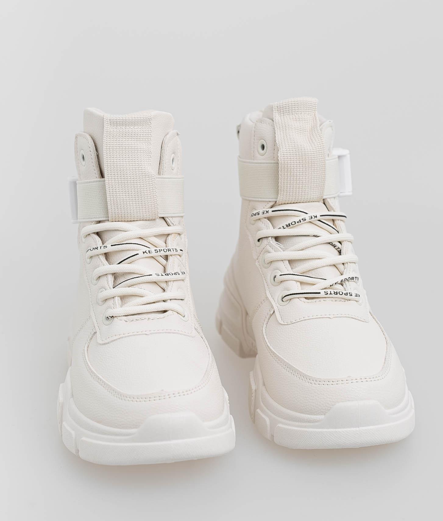 Low boot Trasli - Beige