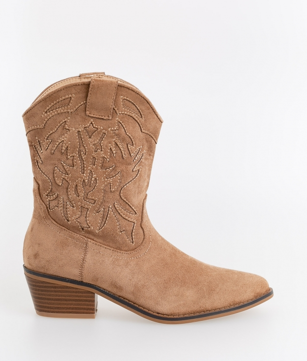 Narobi Low Boot - Camel