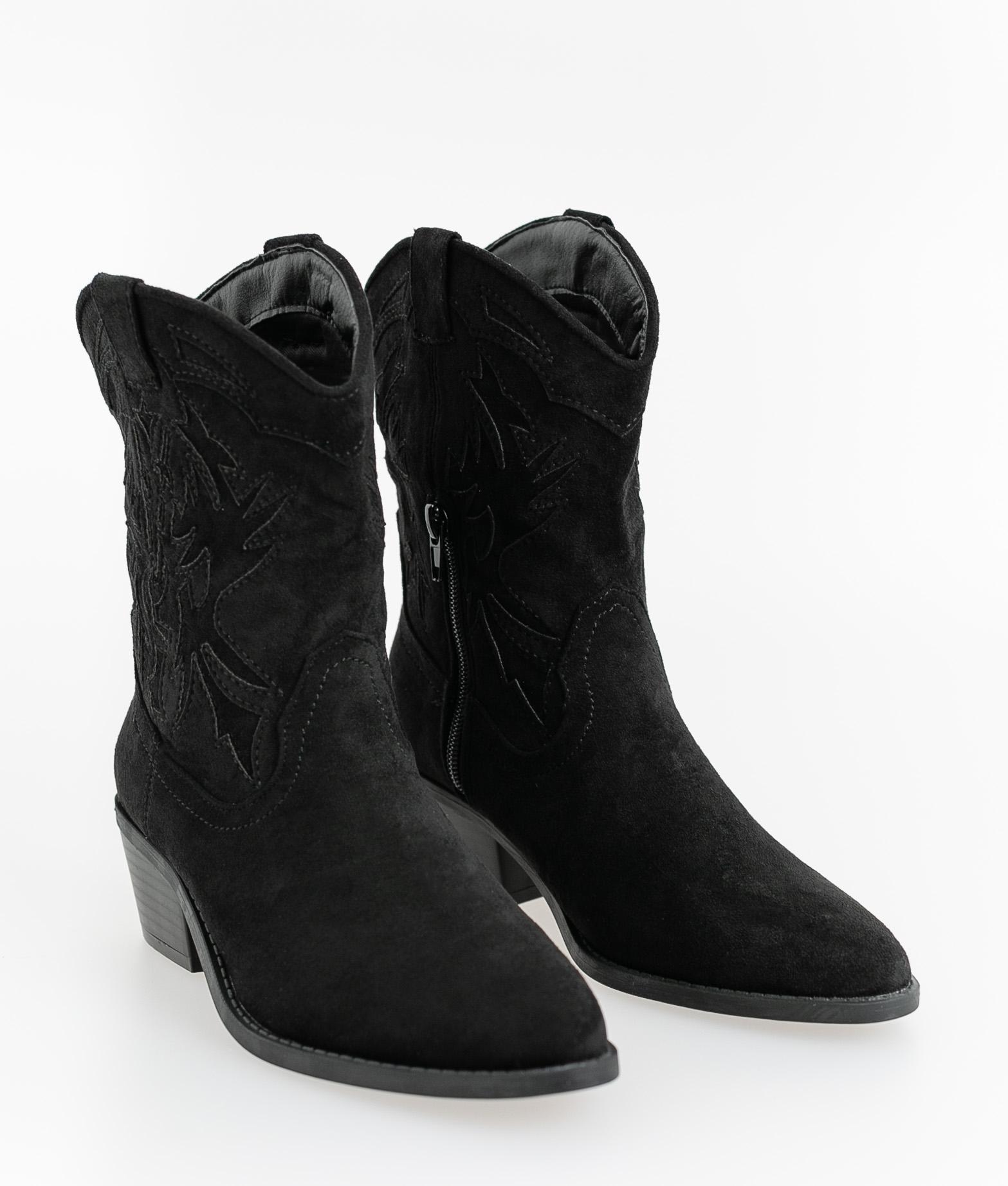 Narobi Low Boot - Black