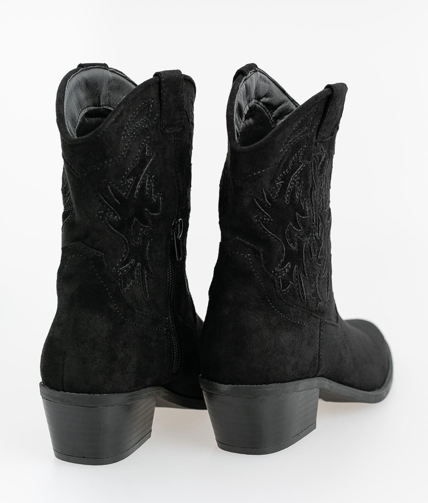 Boot Petite Narobi - Noir