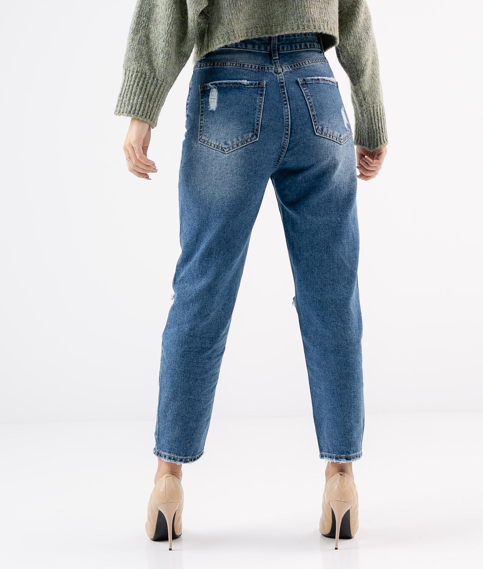 Pantalon Bisel - Denim