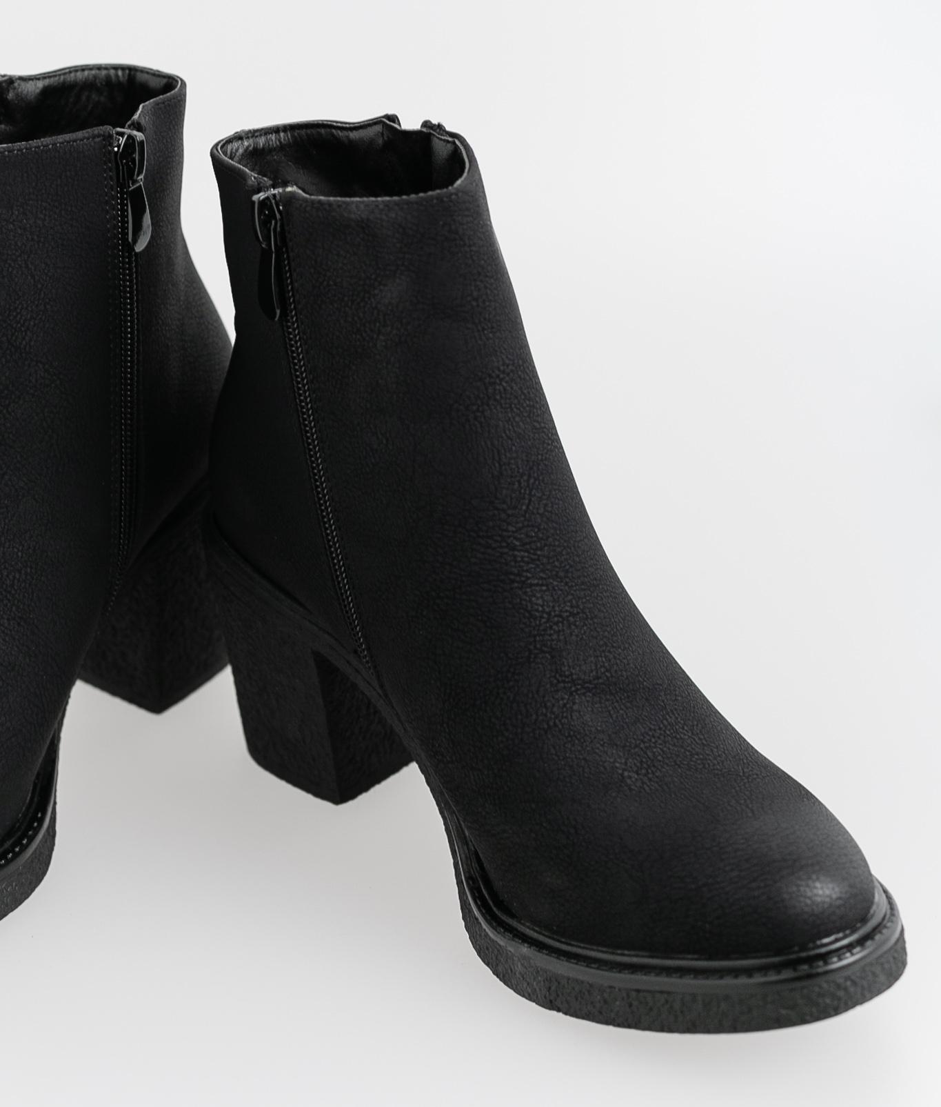 Low Boot Derane - Black