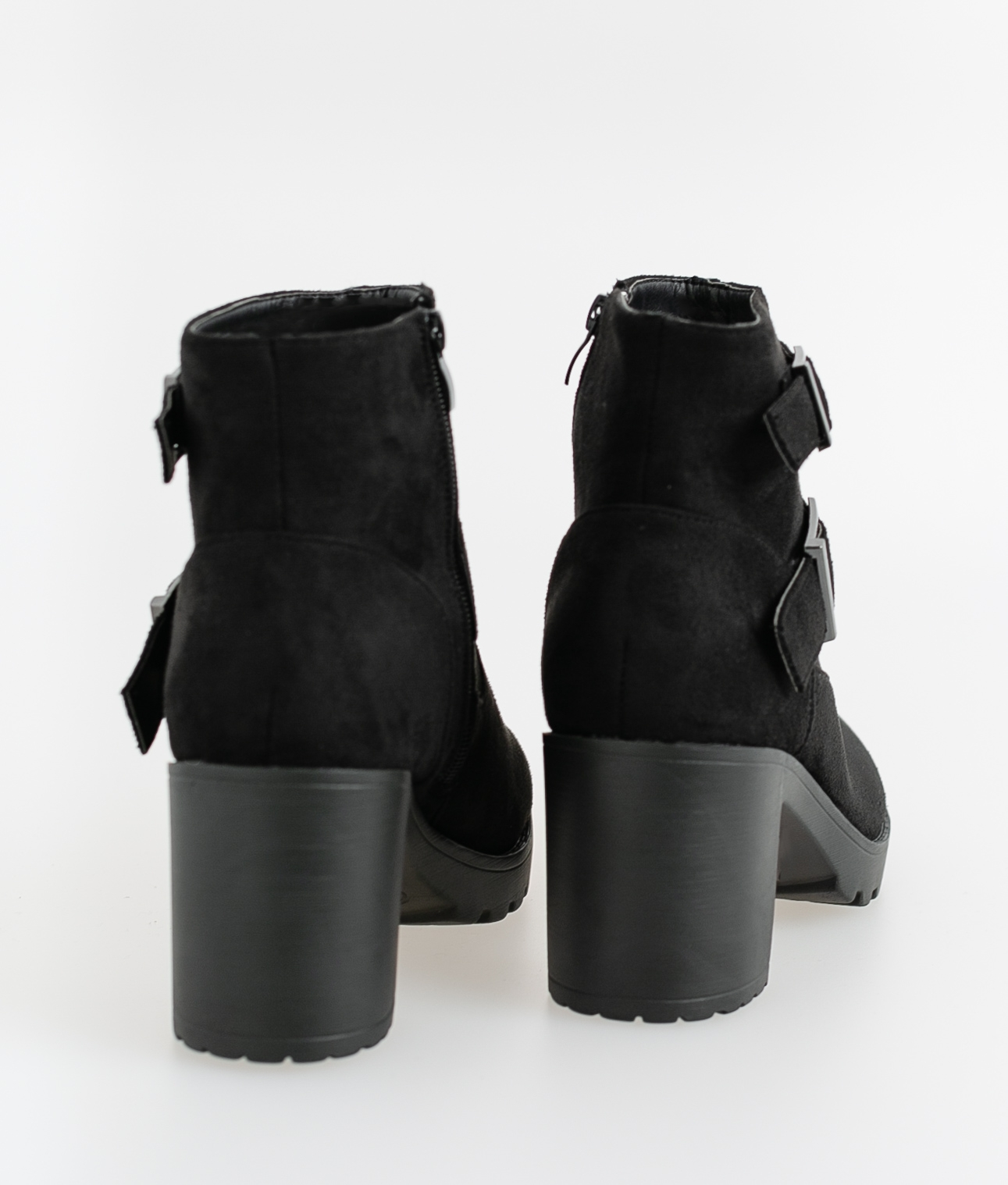 Rupert Low Boot - Black