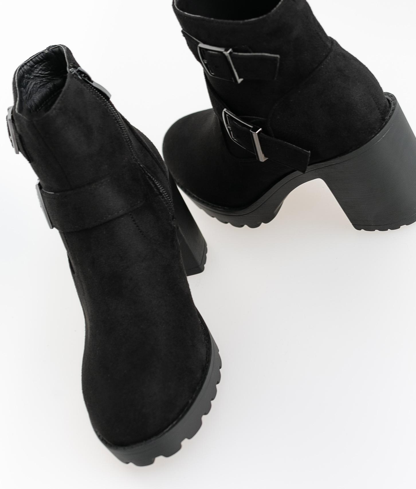 Rupert Low Boot - Black