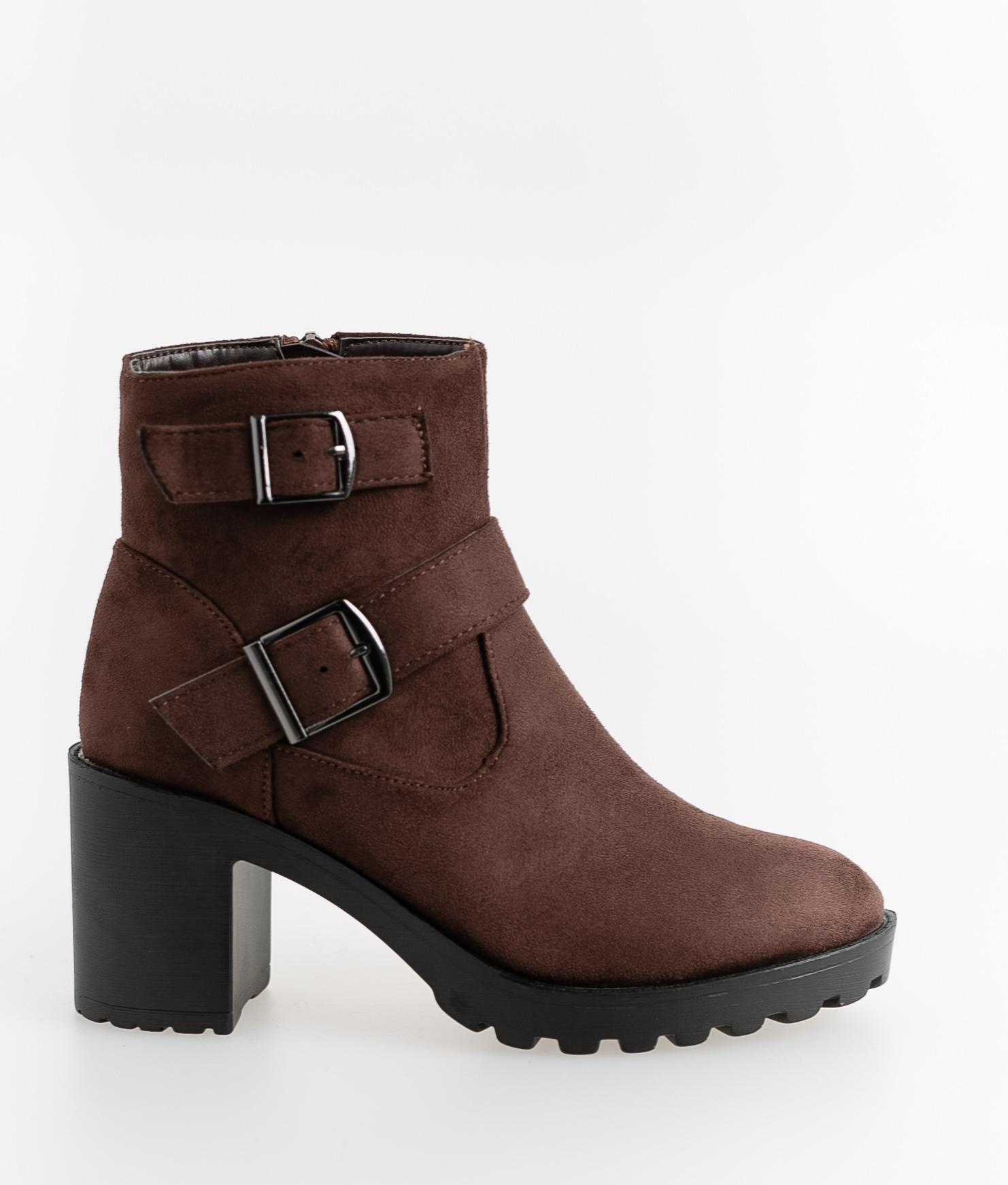 Rupert Low Boot - Brown
