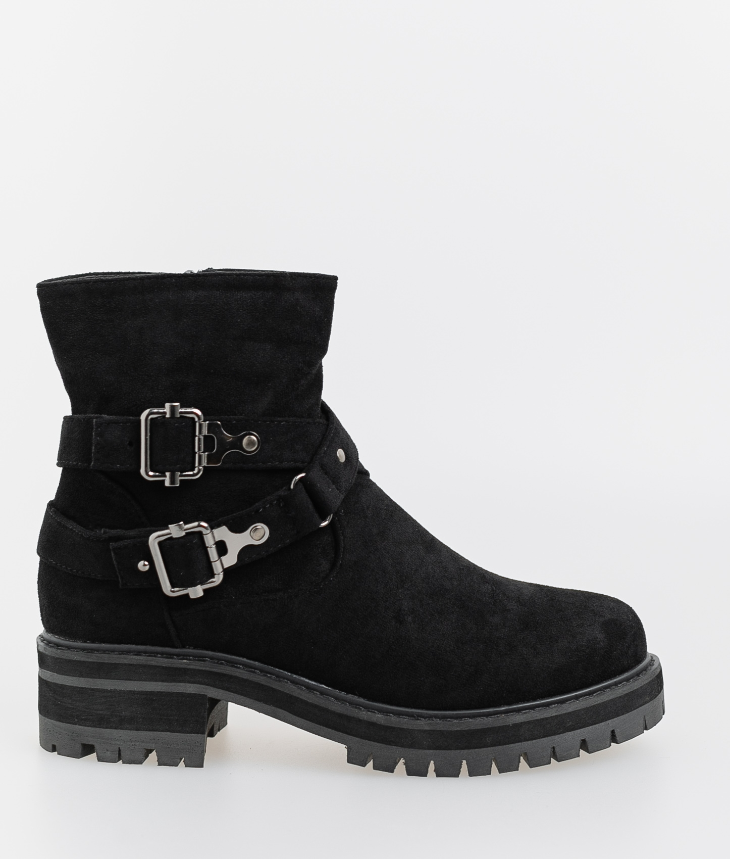 Brati Low Boot - Black