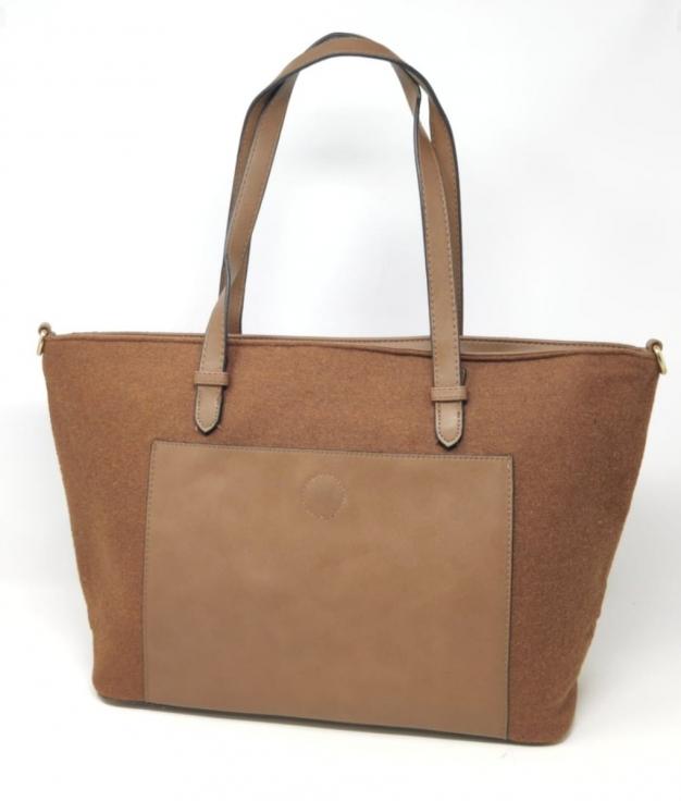 sac à lécher - marron