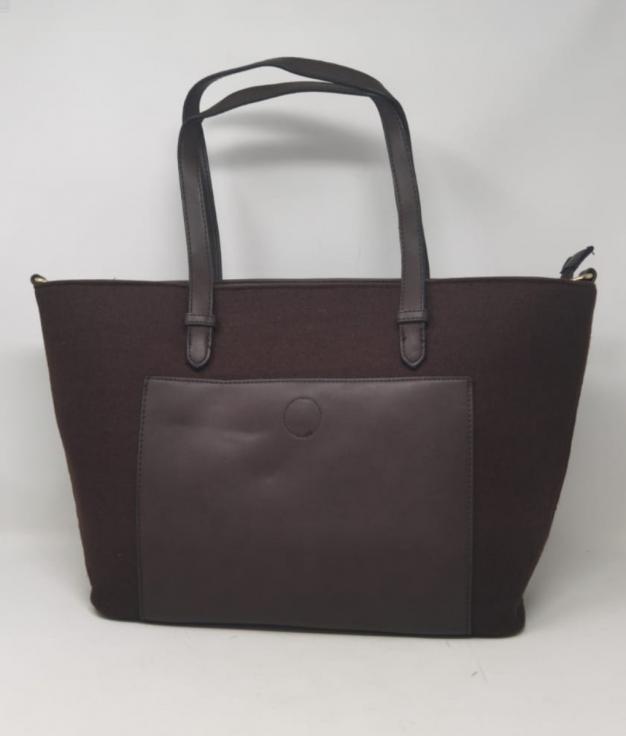saco de lamero - cinza