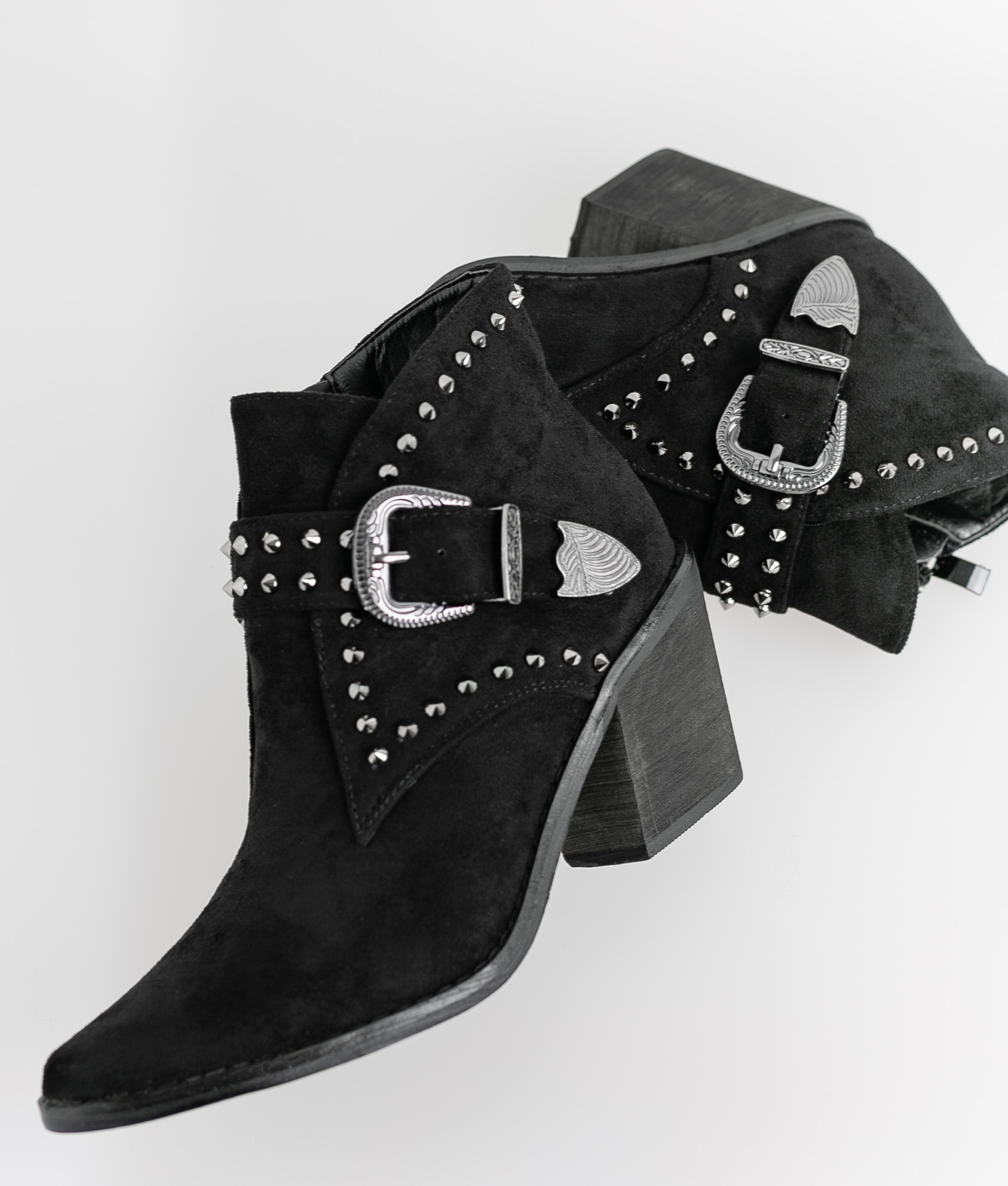 Low Boot Levit - Black