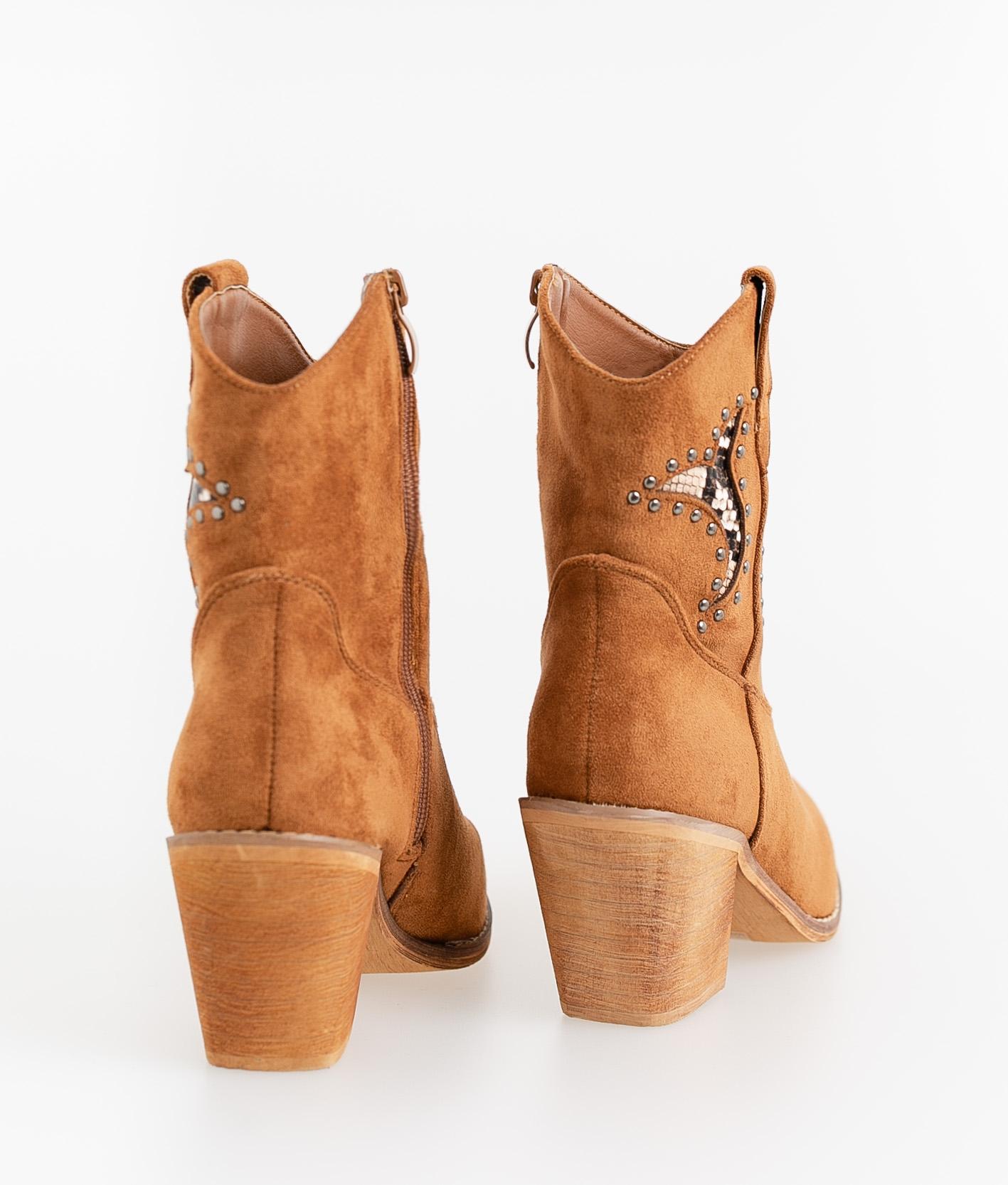 Bota Baja Rody - Camel