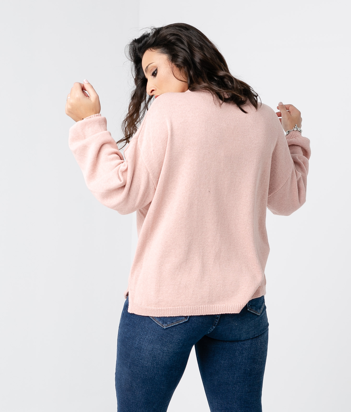 Traler Polo Shirt - Pink