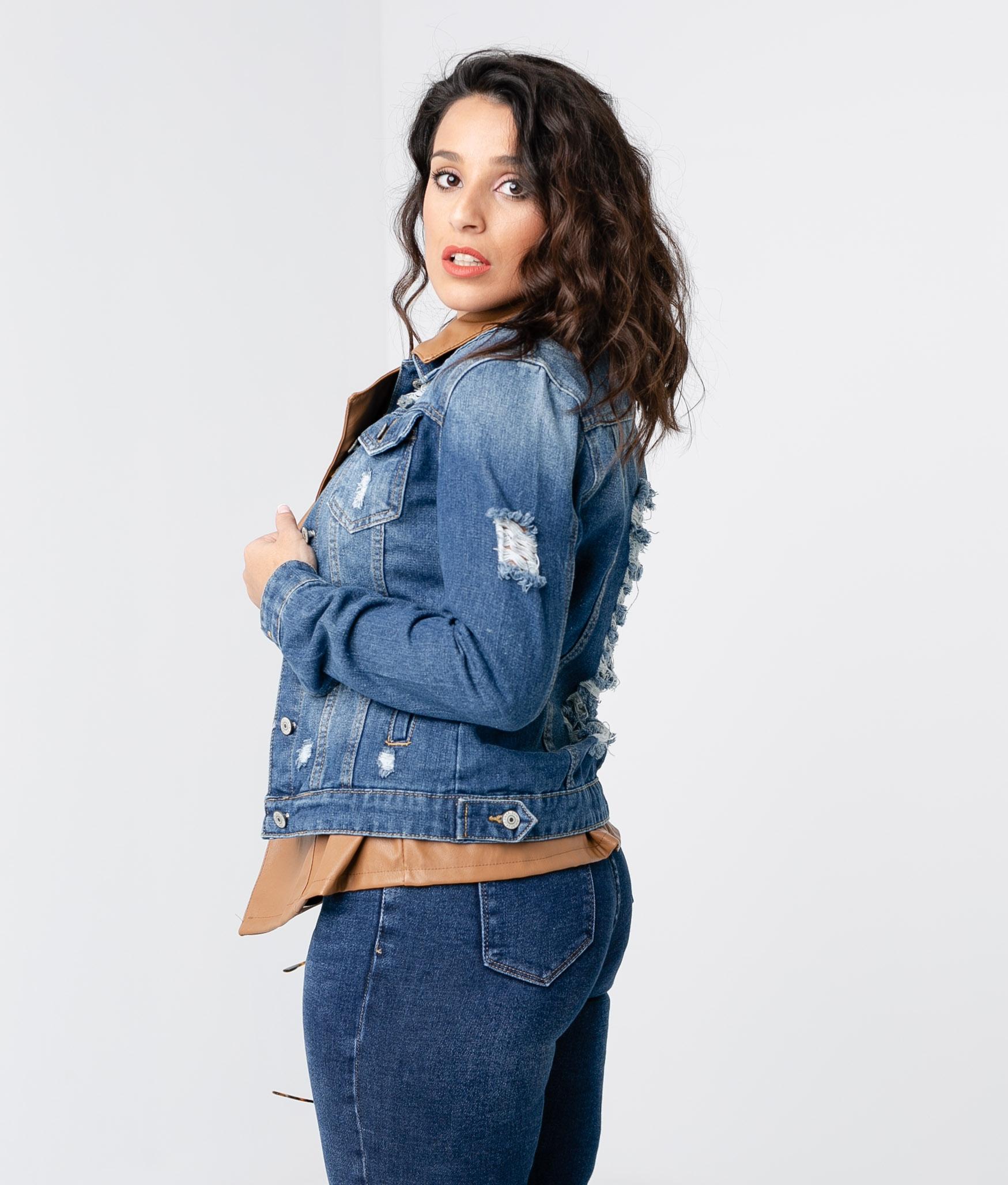 Jacket Kalea - Denim