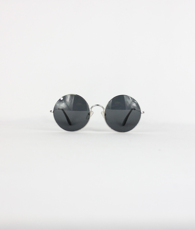 SUNGLASSES BARTI - SILVER/BLACK