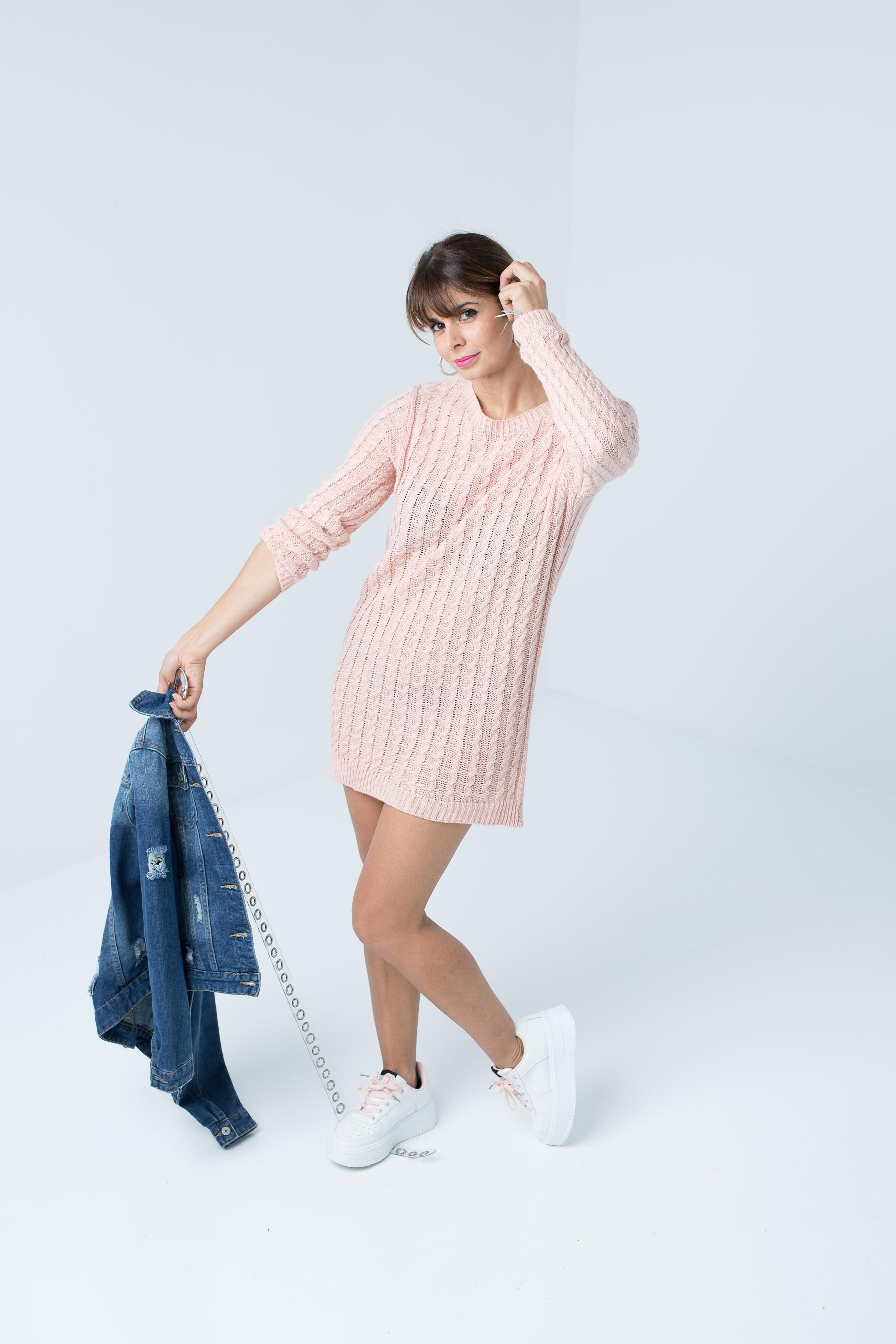Babula dress - Pink