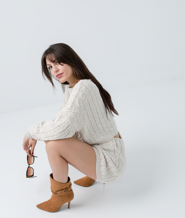 OUTFIT TAMBOLI - BEIGE