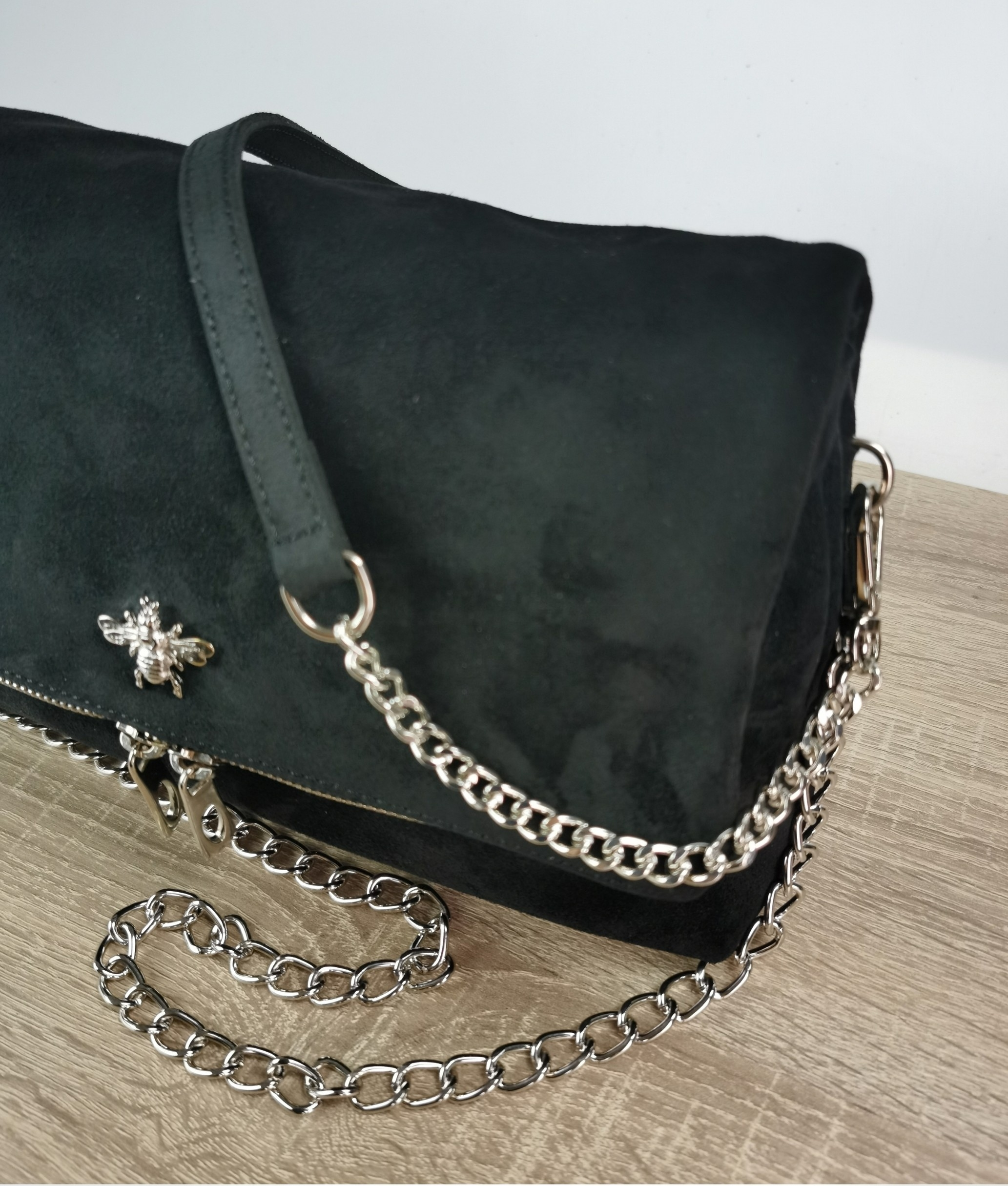 Zodiak Leather Bag - Limited Edition