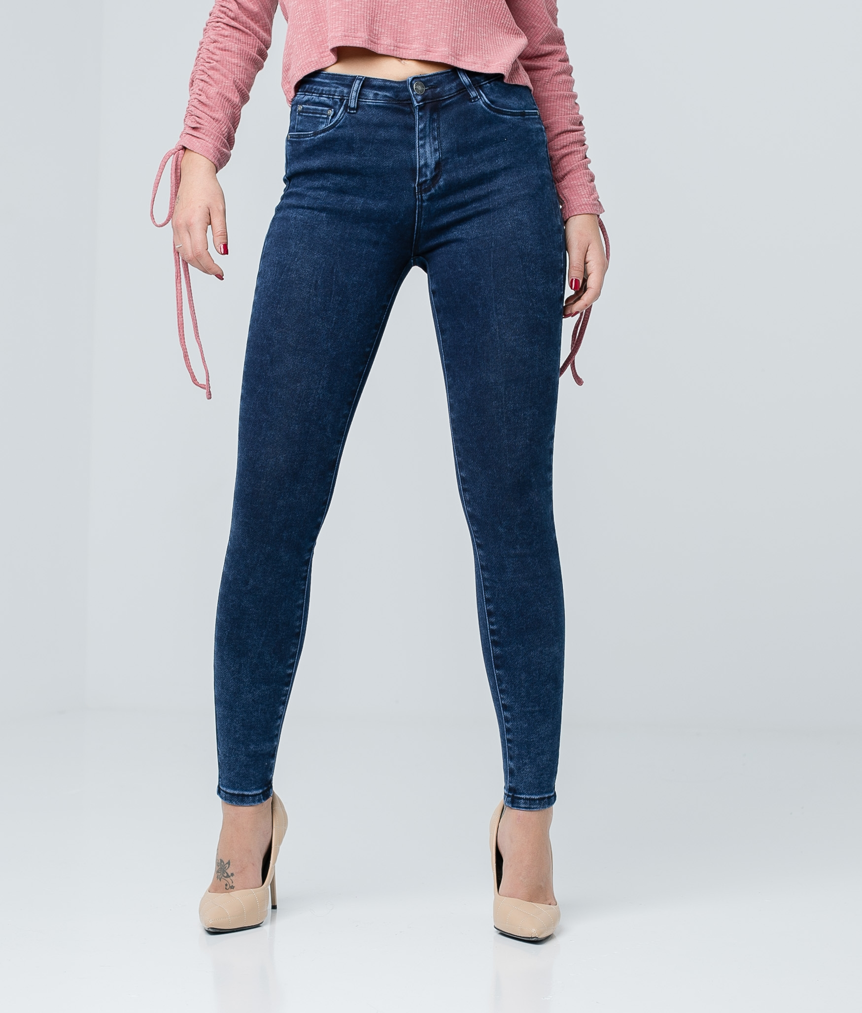 Pantalon Jaia - Denim