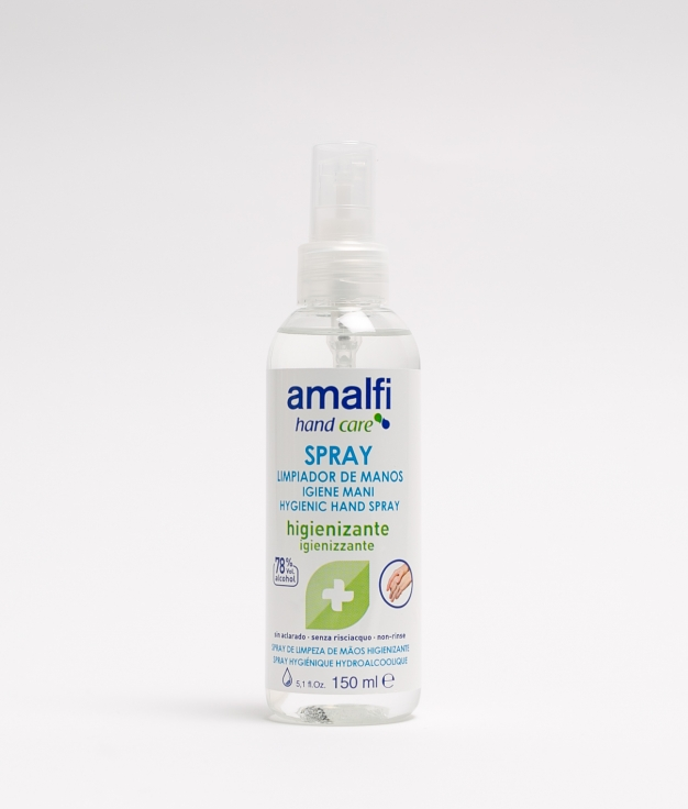 SANITIZING HAND CLEANER SPRAY
