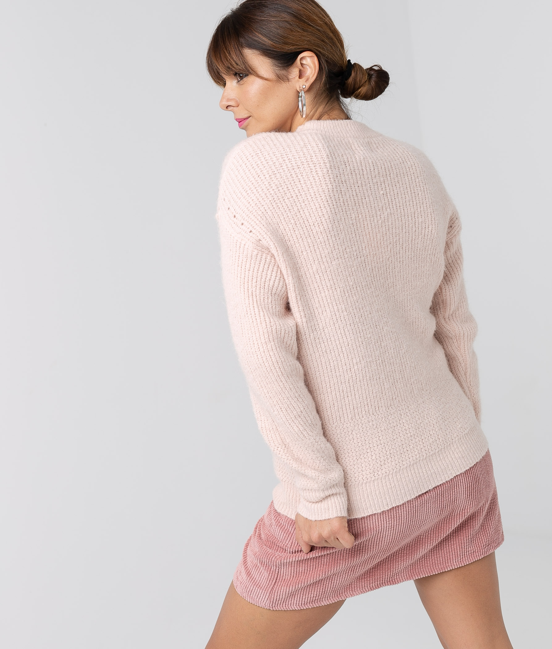 PULL RIGEL - ROSE