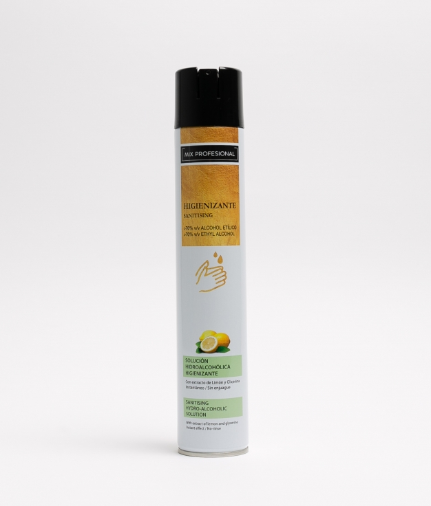 SPRAY HYDROALCOHOLIC