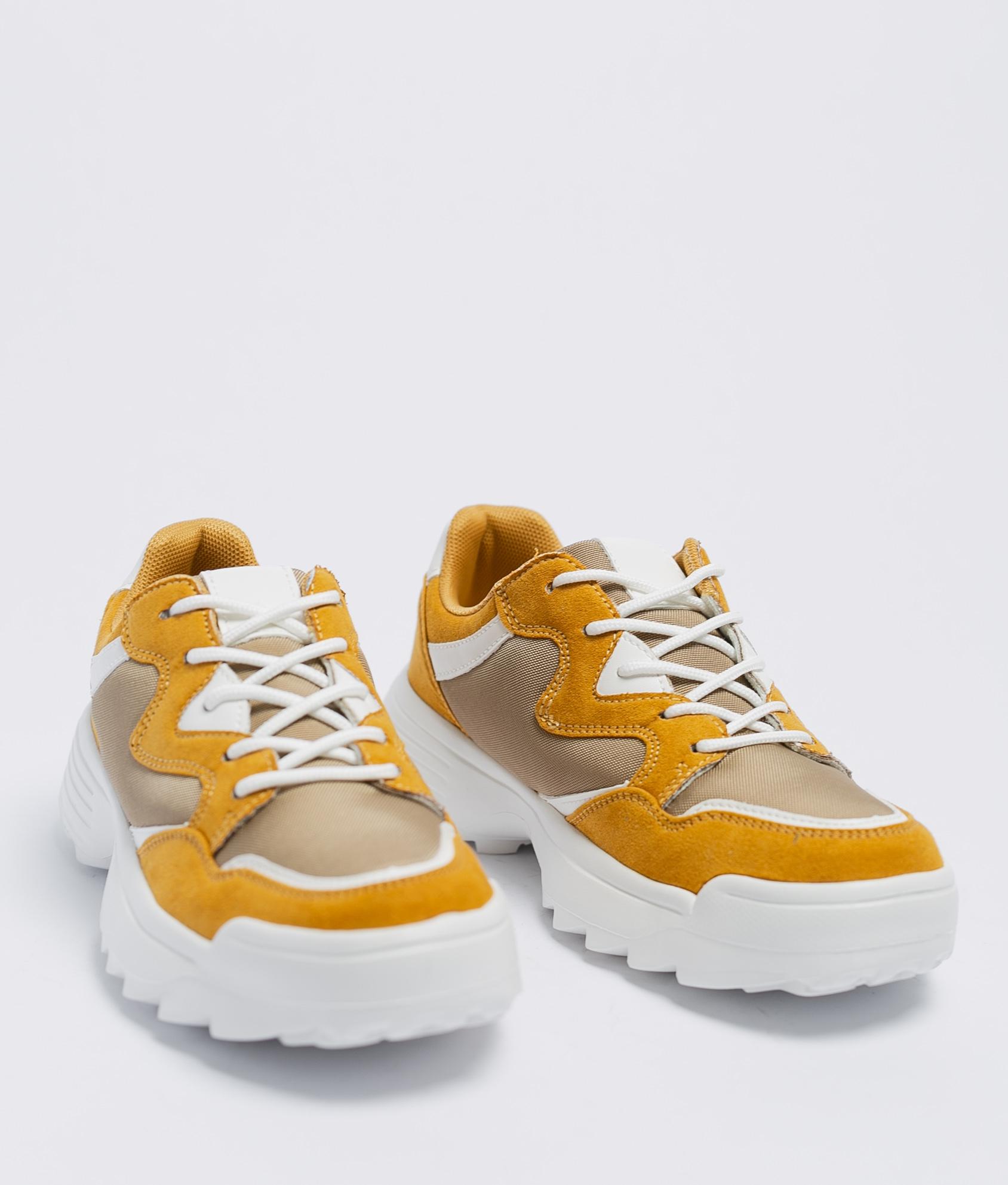 Sneakers Graza - Mostarda