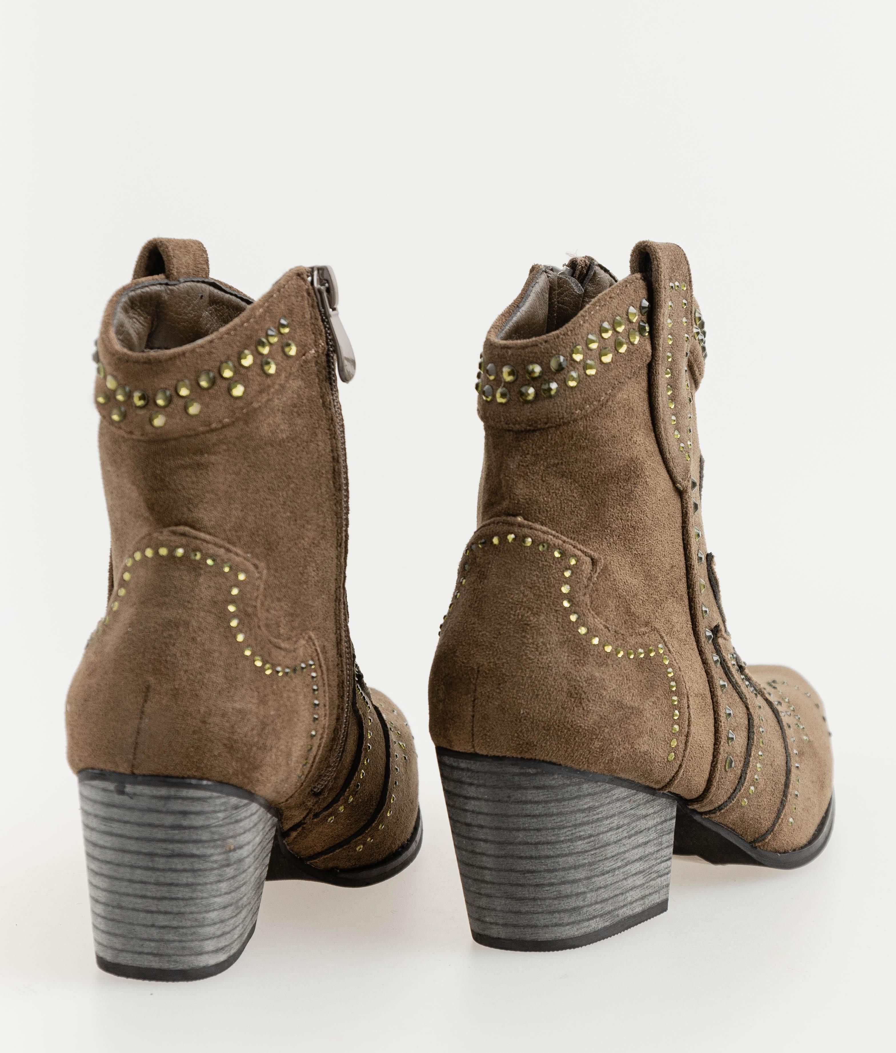 Boot Petite Dunke - Vert