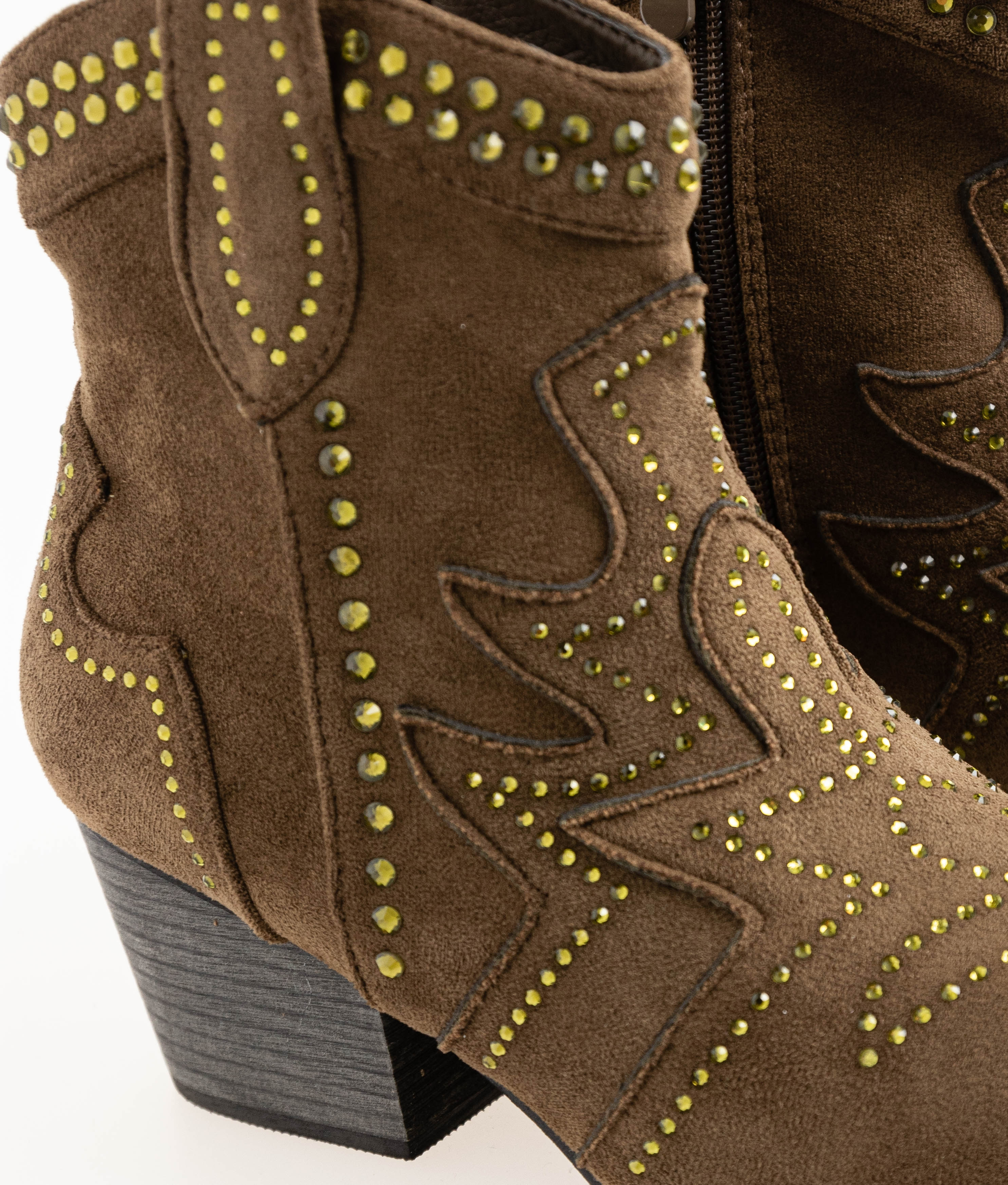 Dunke Low Boot - Green
