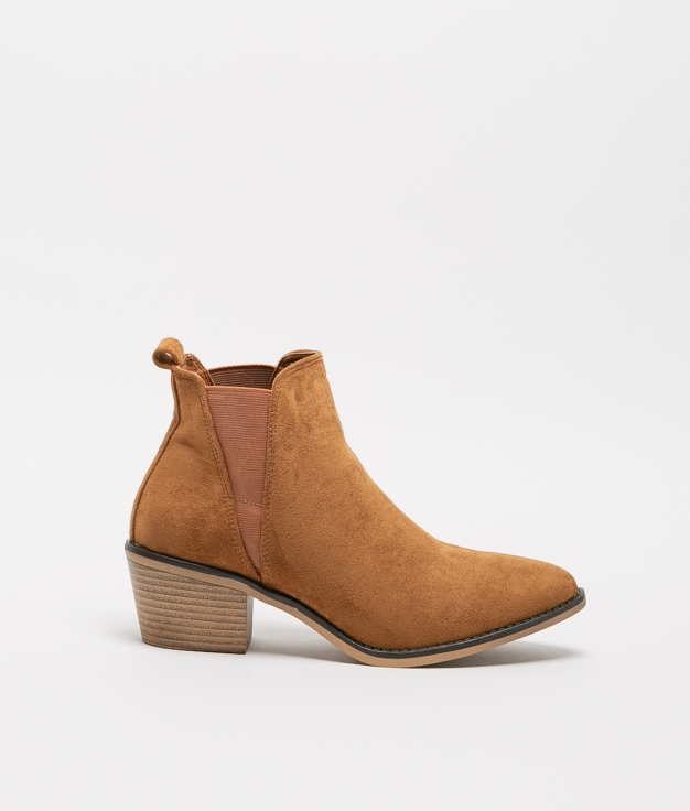 Bota Baja Peley - Camel