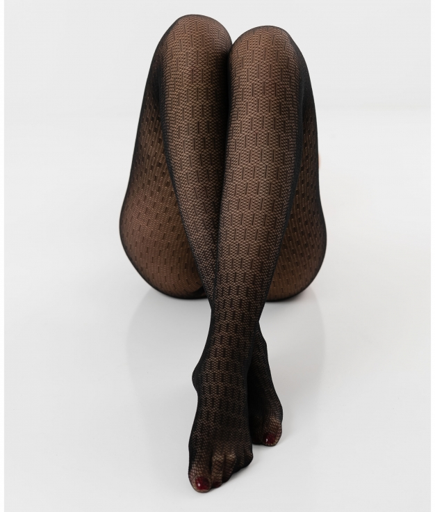 TIGHTS DENIE - BLACK