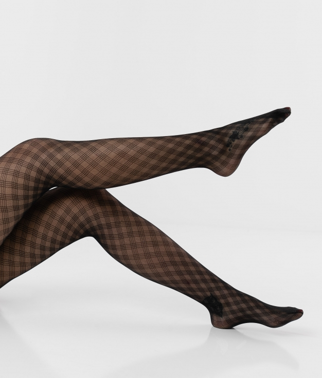 TIGHTS RIHUD - BLACK