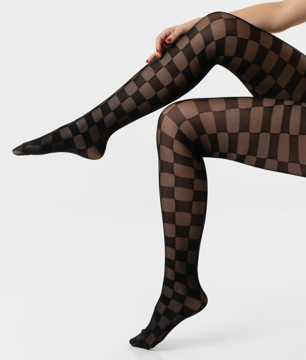 TIGHTS HIBIDAD - BLACK